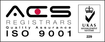 ACS ISO 9001 Quality Assurance logo