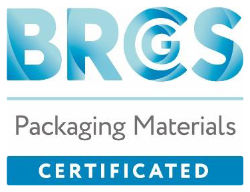 BRCGS Packaging Certified logo