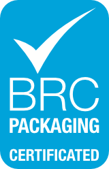 BRC Packagaing Certified logo